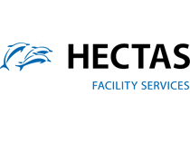 Logo HECTAS Facility Services West Nederland