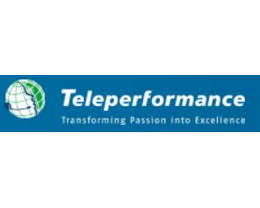 Logo Teleperformance Nederland