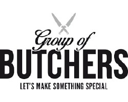 Logo Group of Butchers