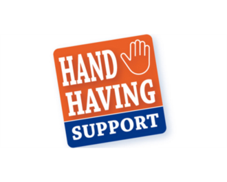 Logo Handhaving Support