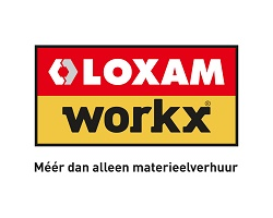 Logo LOXAM / Workx