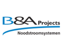 Logo B&A Projects BV