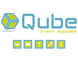 Logo Qube Event Supplies