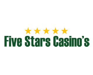 Logo Five Stars Casino's | NOVOMATIC Netherlands