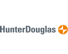 Logo Hunter Douglas Europe B.V.