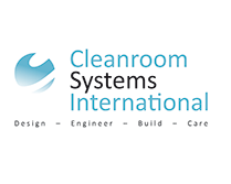 Logo Cleanroom Systems International